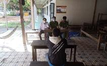 Thanh niên bỏ trốn khỏi khu cách ly ở An Giang đã ra trình diện