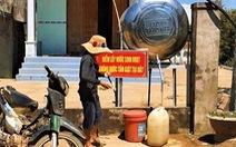 'ATM' nước' nghĩa tình cho vùng khát nhất tỉnh Khánh Hòa