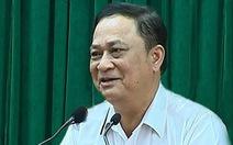 Khai trừ Đảng đối với Đô đốc Nguyễn Văn Hiến