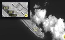 Việt Nam lên tiếng việc Trung Quốc đưa máy bay quân sự ra đá Chữ Thập
