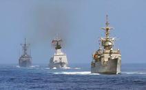 Pháp đáp trả Trung Quốc vụ nâng cấp tàu chiến Đài Loan: 'Hãy tập trung chống dịch'