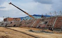 10 người chết do sập tường đang xây ở Đồng Nai