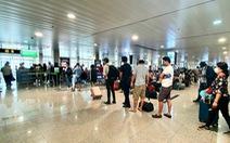 Đề nghị bỏ giãn cách ở nhà ga nội địa các sân bay