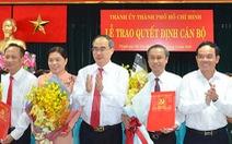 Bổ sung nhân sự Ban Chấp hành, Ban Thường vụ Thành ủy TP.HCM