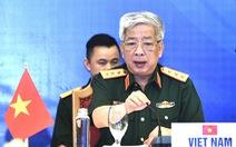 Chính thức khai mạc hội nghị trực tuyến quan chức quốc phòng cấp cao ASEAN