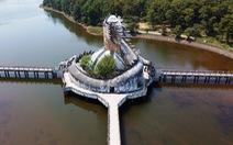 Công viên 'rùng rợn' Hồ Thủy Tiên sắp được hồi sinh