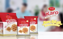 Bánh Karo trứng tươi chà bông 'gây bão' cộng đồng mạng