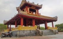 Lấy ý kiến bảo tồn di tích Huế tại Phu Văn Lâu
