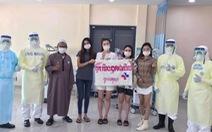 Tất cả bệnh nhân COVID-19 ở Campuchia hồi phục