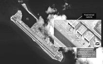 Trung Quốc lấp liếm quân sự hóa