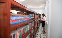 Hơn 1.000 đầu sách cho thư viện huyện Lý Sơn