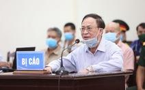 Cựu thứ trưởng Bộ Quốc phòng Nguyễn Văn Hiến và Đinh Ngọc Hệ (Út 'trọc') cùng ra tòa