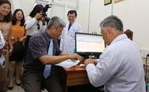 Tái khám ở Bệnh viện Chợ Rẫy không cần mang theo giấy tờ