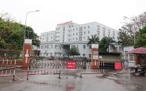 Bệnh viện Lao và phổi Quảng Ninh mở cửa trở lại