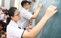 TP.HCM công bố chỉ tiêu tuyển sinh vào lớp 10 chuyên