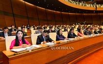 Kỳ họp Quốc hội đầu tiên sau dịch có điểm gì đáng chú ý?