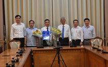 Phó chủ tịch UBND quận 2 giữ chức phó giám đốc Sở Xây dựng