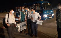 Ca ghép gan xuyên đêm ở TP.HCM nhờ một 'mầm sống từ Hà Nội'