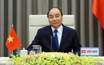 Thủ tướng Nguyễn Xuân Phúc nhấn mạnh 'chống dịch như chống giặc' trước WHO