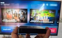 Vô tư 'xem chùa' truyền hình, phim lậu