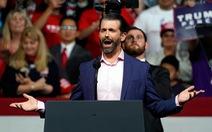 Ba người con ông Trump xuất chiêu ủng hộ cha tái đắc cử
