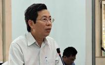 Bị tuyên phạt 9 tháng tù vẫn giữ chức phó chủ tịch TP Nha Trang?