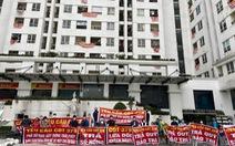 Chủ đầu tư chung cư Athena Complex hứa trả sổ hồng cho cư dân
