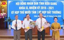 Ông Lâm Minh Thành được bầu bổ sung phó chủ tịch UBND tỉnh Kiên Giang