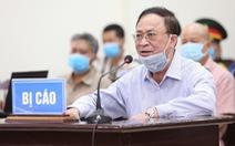 Quân chủng Hải quân xin giảm nhẹ hình phạt cho cựu thứ trưởng Nguyễn Văn Hiến