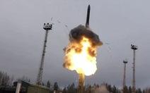 Mỹ lập mạng lưới vệ tinh theo dõi vũ khí siêu thanh của Nga, Trung Quốc