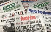 TP.HCM còn 19 cơ quan báo chí