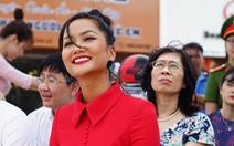H'Hen Niê cùng Đại sứ quán Anh tuyên truyền phòng, chống mua bán người