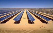 'Siêu dự án' điện Mặt trời với tổng vốn đầu tư 3,6 tỉ USD tại Algeria