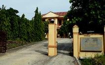 Giám đốc Ban quản lý rừng phòng hộ huyện Quảng Ninh bị bắt tạm giam