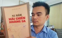 Ra mắt sách '45 năm hải chiến Hoàng Sa'
