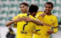 Đá bại Wolfsburg, Dortmund tăng sức ép lên đội đầu bảng Bayern Munich
