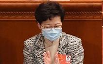 Luật an ninh 'đốt nóng' Hong Kong