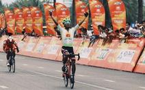 Nguyễn Hoàng Giang thắng chặng đua nhọc nhằn