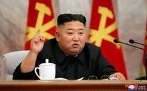 Ông Kim Jong Un chủ trì họp nâng cao năng lực hạt nhân của Triều Tiên