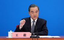 Ngoại trưởng Trung Quốc: Mỹ không nên thách thức 'lằn ranh đỏ' Đài Loan