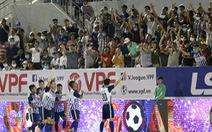 Bất ngờ lớn, CLB Sài Gòn thua đội hạng nhất Bà Rịa - Vũng Tàu