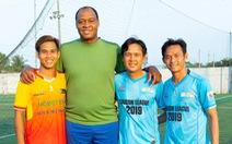 Cựu tuyển thủ U-23 VN Long Giang và khát vọng trở lại