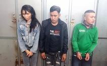 Triệt phá nhóm mua bán ma túy dùng vỏ bọc tài xế Grab
