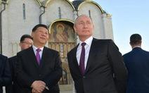 Trung Quốc nói Nga - Trung ủng hộ nhau chống lại 'sự vu khống của một số quốc gia'