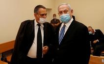 Nhận xì gà và rượu đắt tiền, đương kim thủ tướng Israel hầu tòa