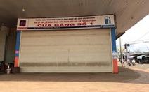 Tình cảnh éo le: Đóng cửa cây xăng vì không mua được xăng