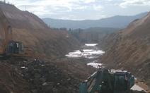 3 người chết khi thi công thủy điện Plei Kần trên sông Pô Kô