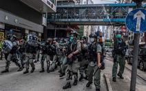 Sếp an ninh Hong Kong dùng chữ 'chủ nghĩa khủng bố' ở đặc khu