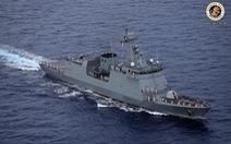Hải quân Philippines khoe khinh hạm tên lửa đầu tiên do Hàn Quốc đóng