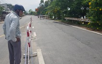Đề nghị Thủ tướng cho nạo vét 3km bờ sông Hậu để cứu Quốc lộ 91 cũ